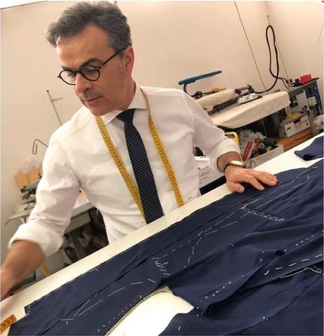 La Su Di Modena Sartoria Abiti Uomo Da » Canali Marco dtsrQh